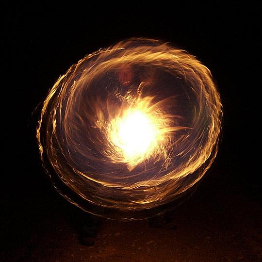Fire Ball by Mathieu