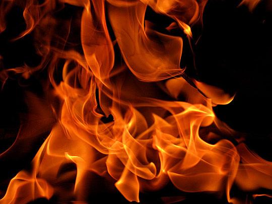 Fire Dance by Diane