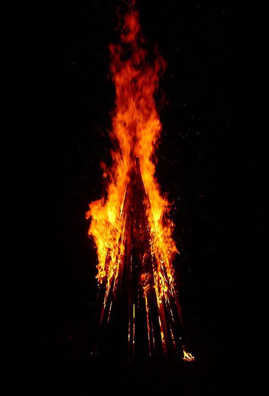 Fire by Cezara