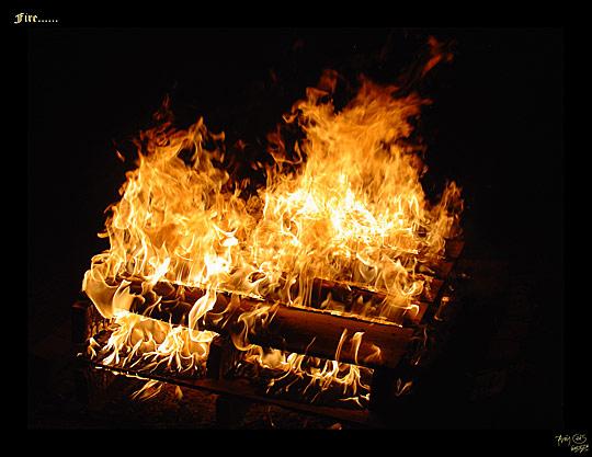 Fire by Jalokin