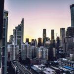 Free Vector City Skylines