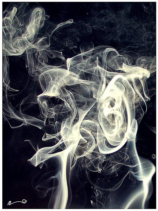 Smoke by Milo Villatoro