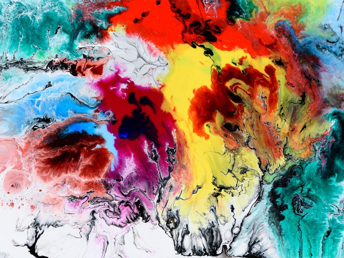 Watercolor Paintings by Mekhz