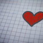 Heart shape logo